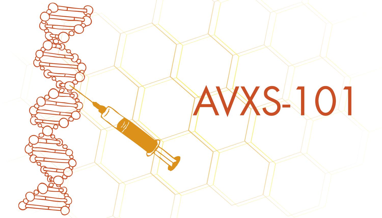 AVXS-101 dożylny