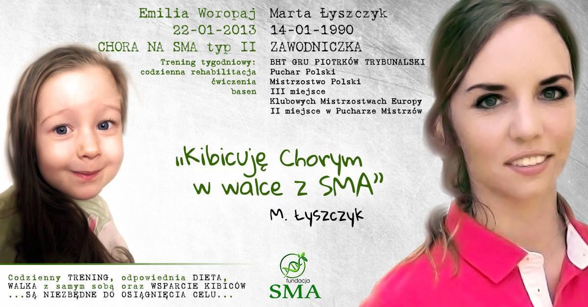5 Września: Marta Łyszczyk Kibicuje W Walce Z SMA