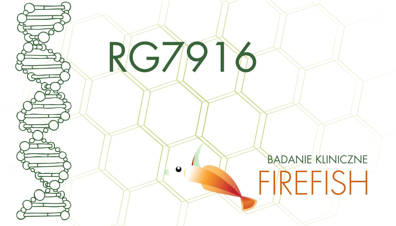 Są Wstępne Dane O Skuteczności RG7916 W Badaniu Firefish!