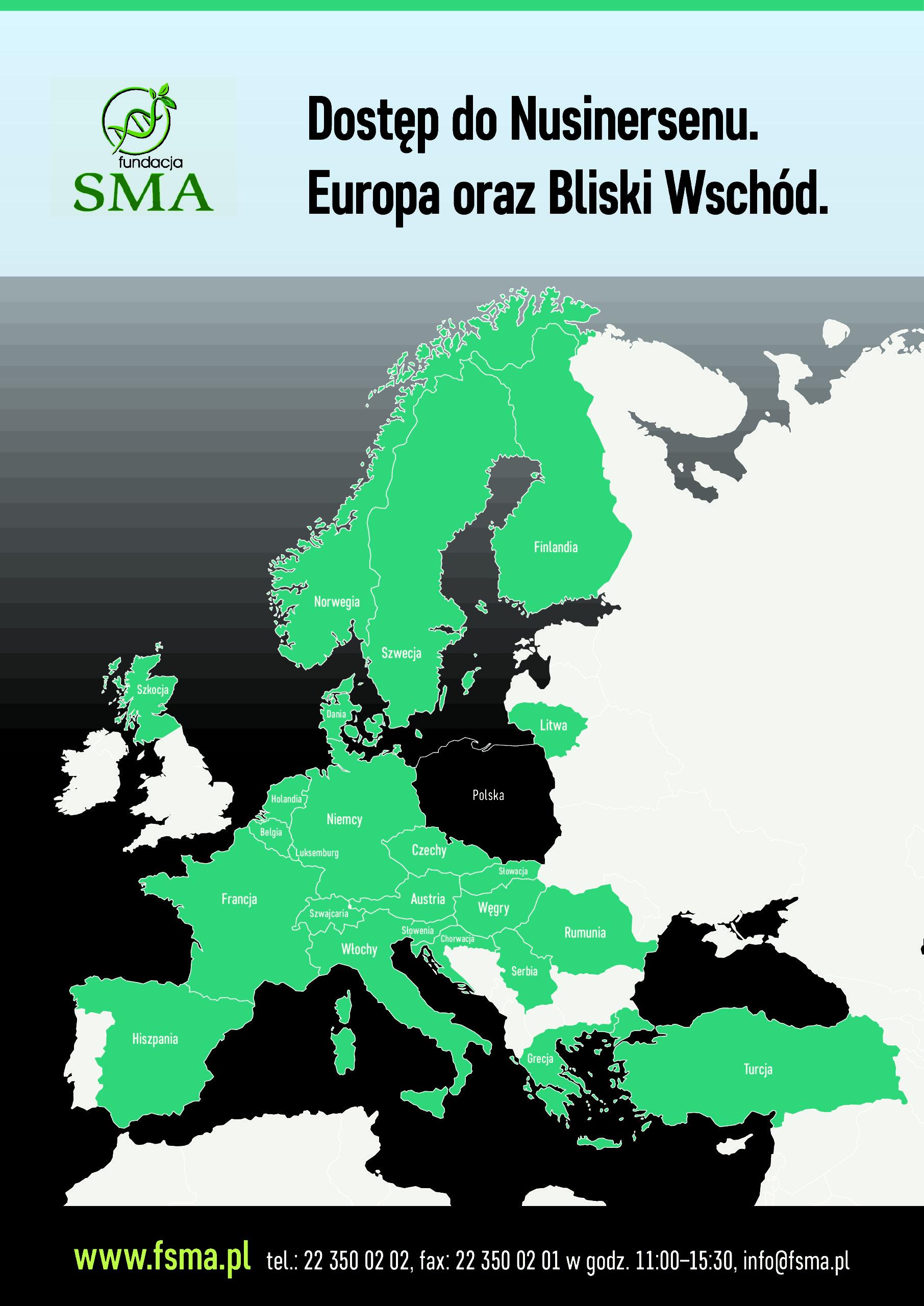 Polska Krajem III świata W Dostępie Do Terapii Na SMA?