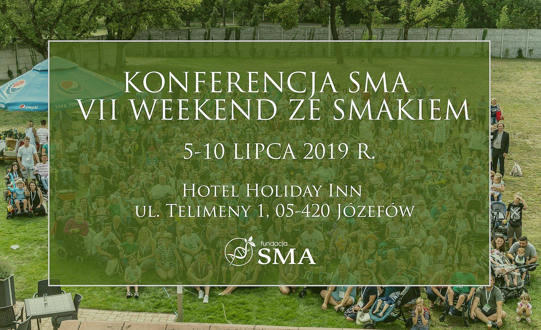 Zapisy Na Konferencję SMA 2019 Już Otwarte!