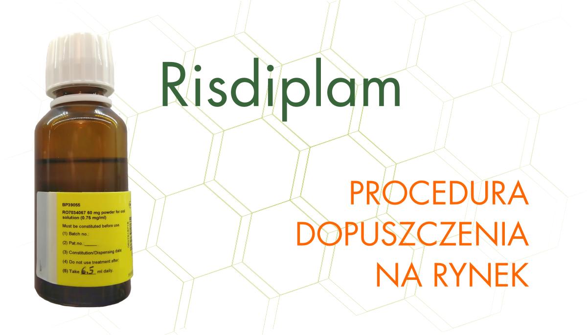 FDA Zaakceptowała Wniosek O Dopuszczenie Risdiplamu