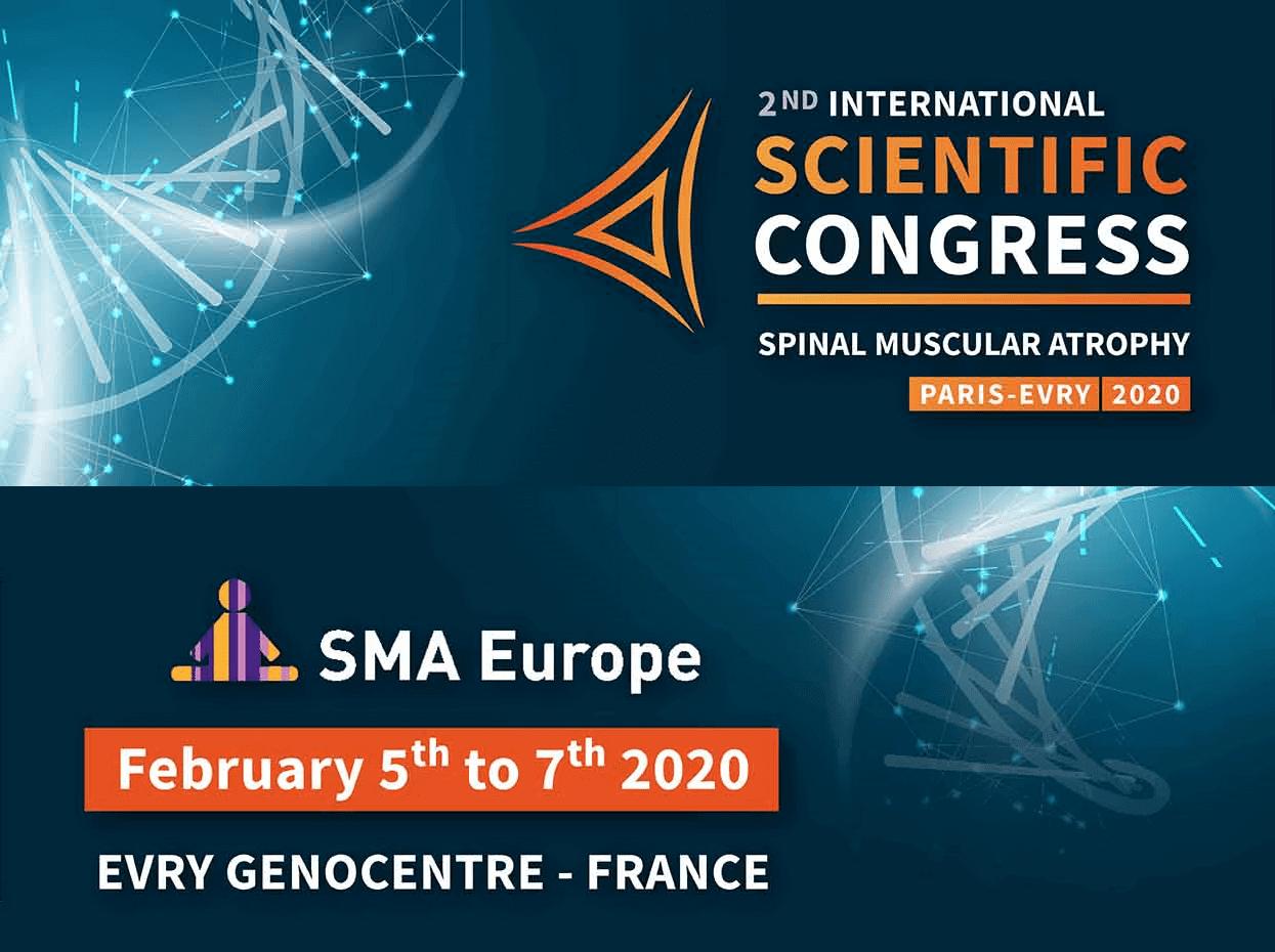 II Międzynarodowy Naukowy Kongres SMA – Paryż-Évry 2020