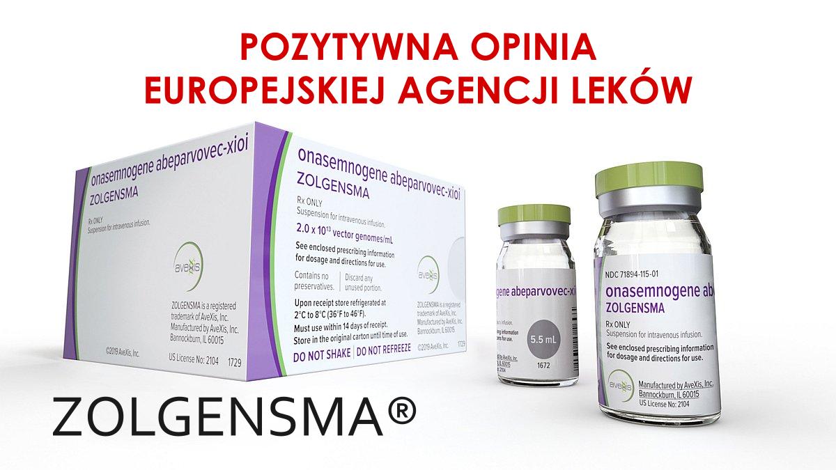 Zolgensma® (terapia genowa)