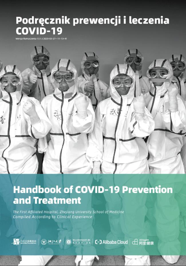 Podręcznik prewencji i leczenia COVID-19