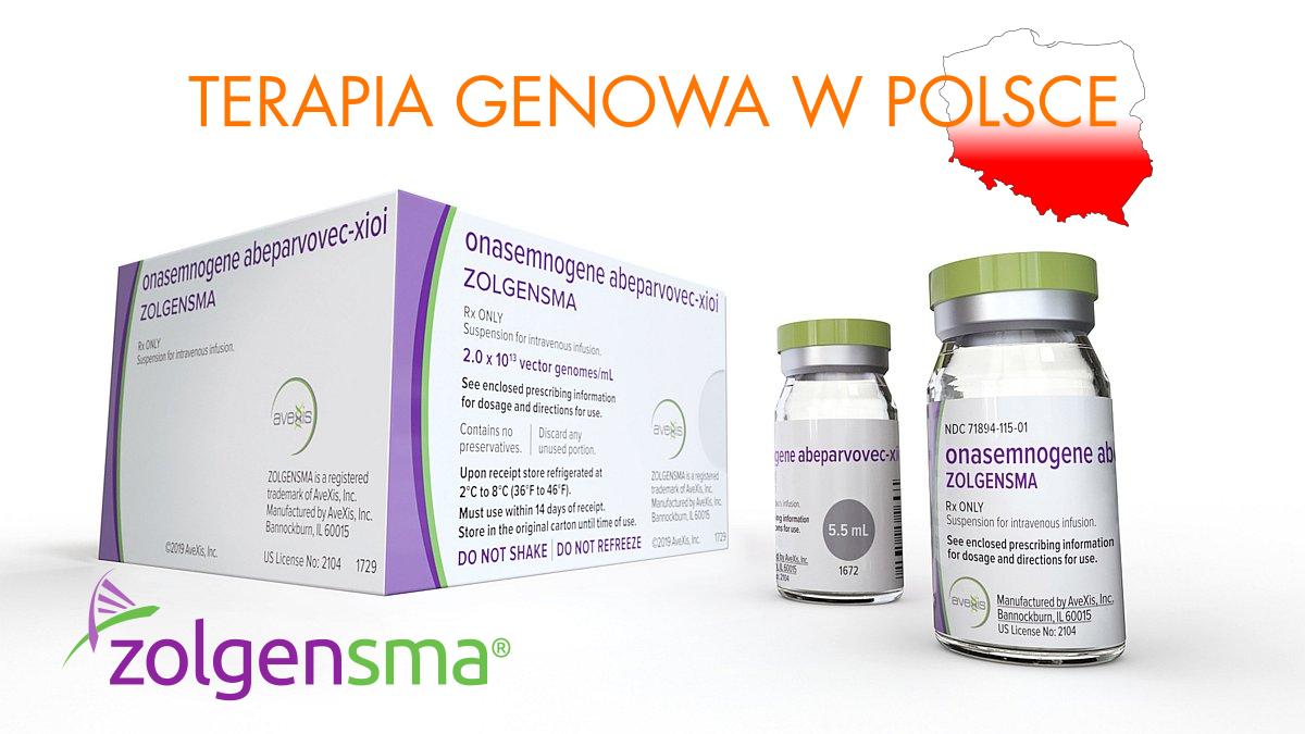 Pierwsze Podanie Leku Zolgensma W Polsce