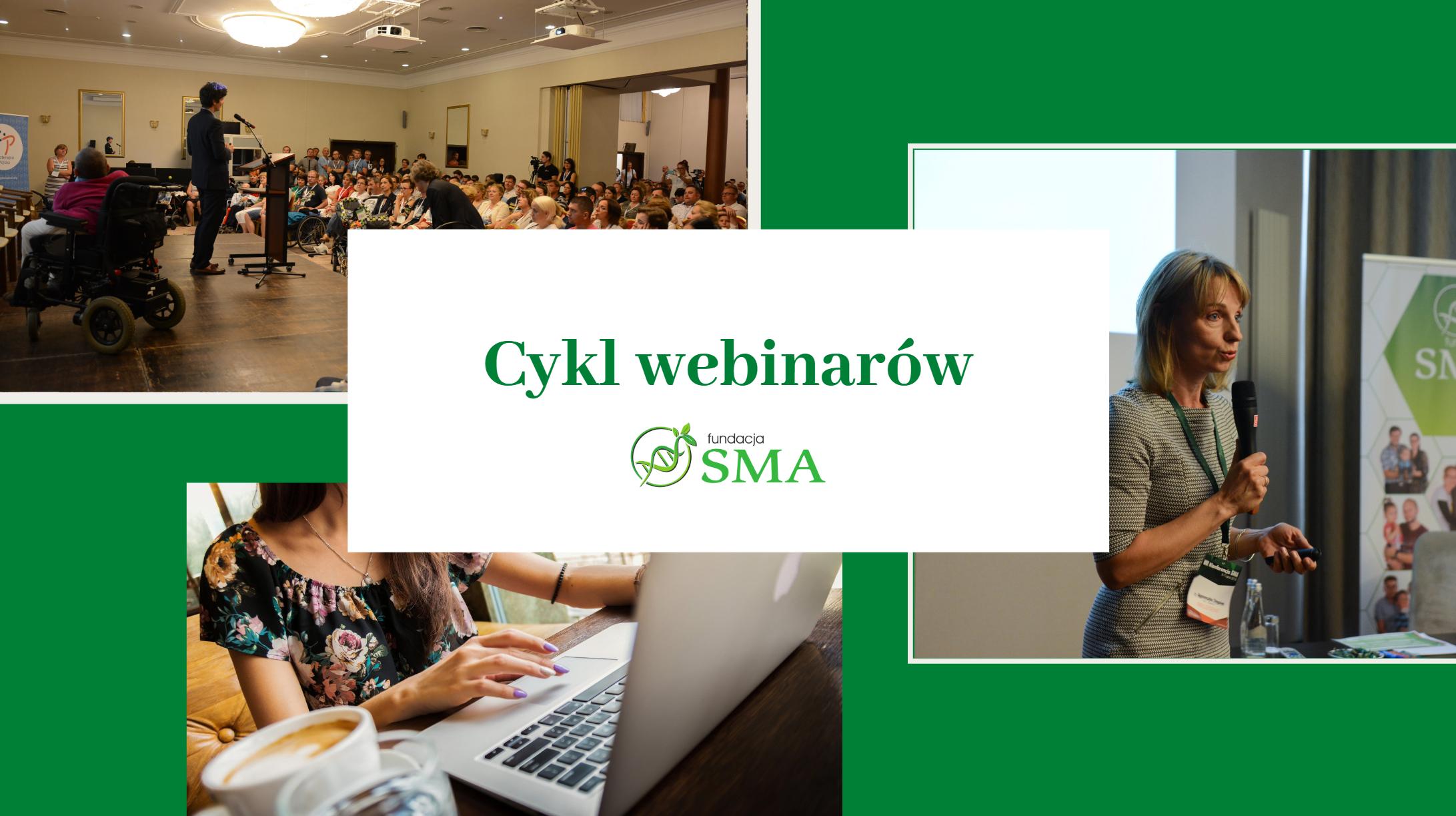 Cykl Webinarów Fundacji SMA